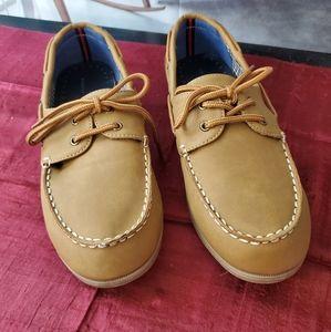 Brown Tommy Hilfiger Douglas Sail Shoes